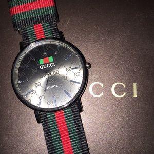 Gucci Watch With Gucci Watch Box